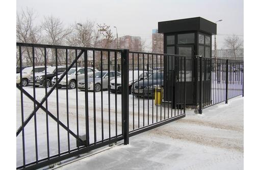 Ворота автоматические, полуавтоматические, фото — «Реклама Севастополя»