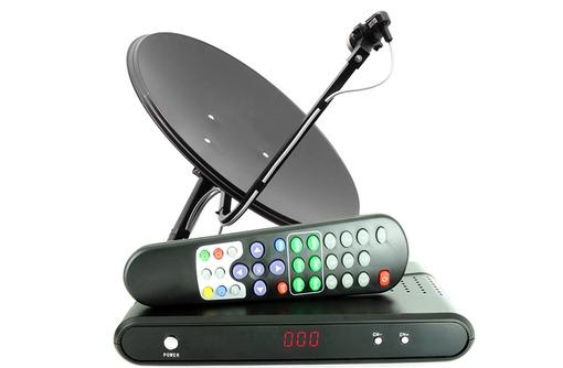 Спутниковое и эфирное телевидение, фото — «Реклама Симферополя»