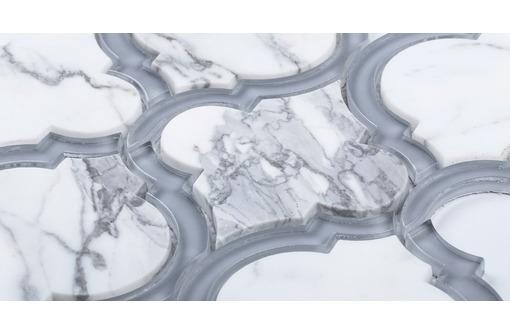 Эксклюзивная мраморная Мозаика Арабеска, фото — «Реклама Севастополя»