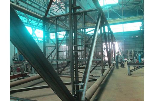 Металлоконструкции : изготовление,доставка ,монтаж .Колонны,арки,фермы,закладные детали., фото — «Реклама Севастополя»