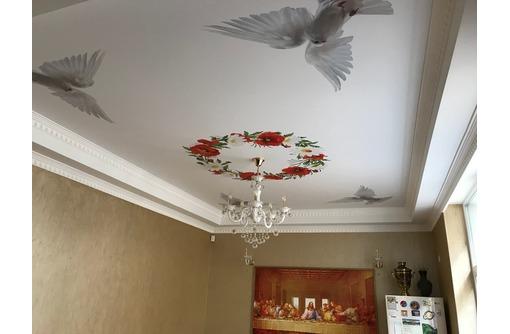Фотопечать художественные натяжные потолки,стены LuxeDesign, фото — «Реклама Алушты»