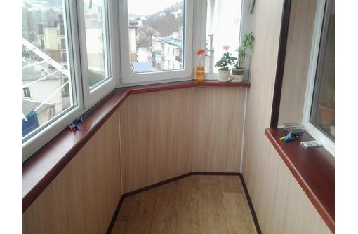 балконы расширение отделка все необходимые работы, фото — «Реклама Севастополя»