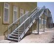 Металлические лестницы любой конфигурации под ключ, фото — «Реклама Севастополя»