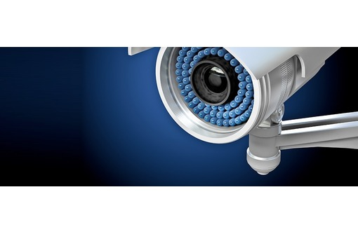 Установка систем видеонаблюдения, фото — «Реклама Севастополя»