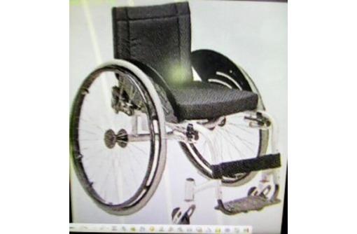 кресло колесное складное для активных людей КАД-19, фото — «Реклама Севастополя»