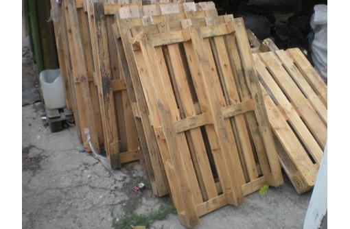 Продаю деревянные поддоны, фото — «Реклама Севастополя»