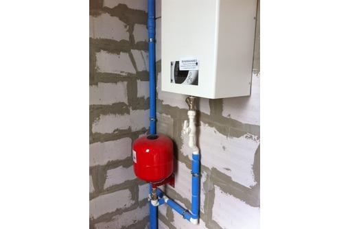 Отопление, водопровод, канализация., фото — «Реклама Севастополя»