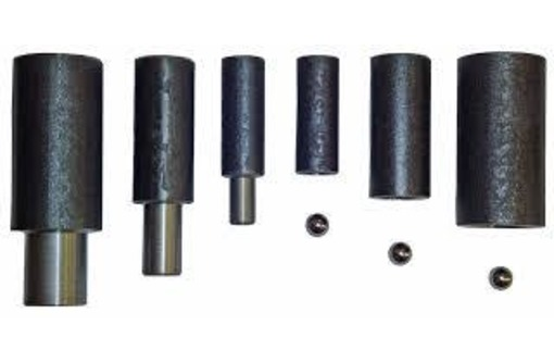 Петли стальные для ворот и калиток D18-25мм, фото — «Реклама Алупки»