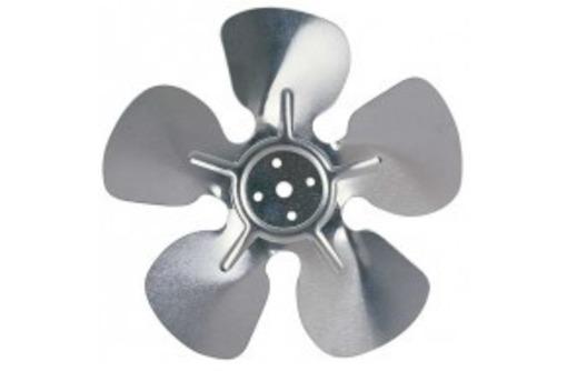 Крыльчатка 230/28 всасывающая (алюминиевая), фото — «Реклама Севастополя»