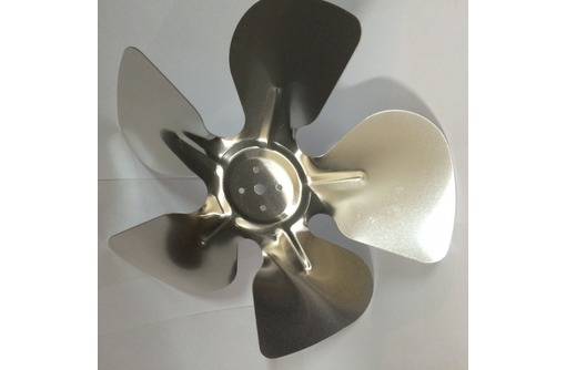 Крыльчатка ELCO 254/28 нагнетающая (алюминиевая) 4012132, фото — «Реклама Севастополя»