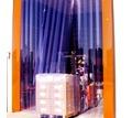 Термозавеса силиконовая 850х2000мм (штора пвх) - Шторы, жалюзи, роллеты в Симферополе