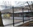 Сварной забор в Севастополе, фото — «Реклама Севастополя»