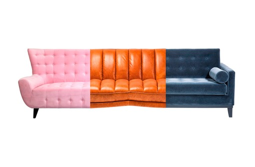 Перетяжка и ремонт мягкой мебели, фото — «Реклама Симферополя»