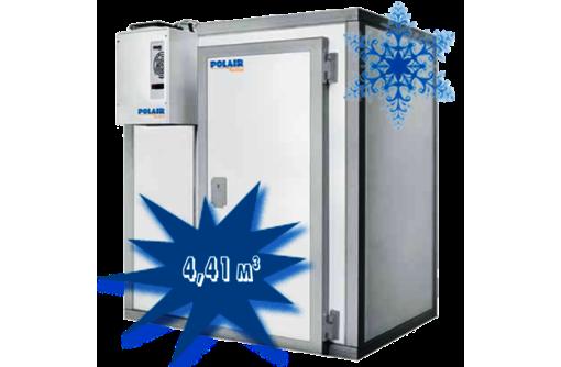 Морозильная камера для мяса кхн - 2,94 м3 (1360*1360*2200), фото — «Реклама Красноперекопска»