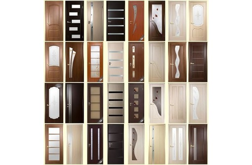 """Межкомнатные и входные двери с установкой """"под ключ"""", фото — «Реклама Севастополя»"""