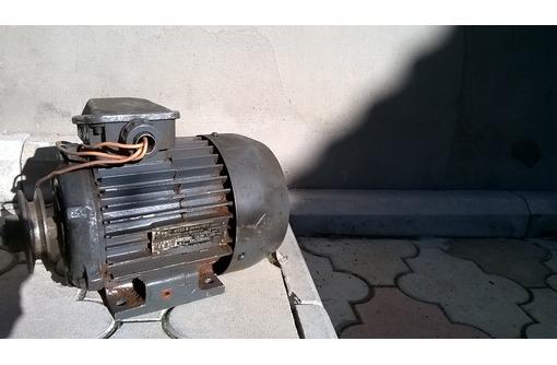 Электродвигатель  4АХ80А4УЗ, фото — «Реклама Севастополя»