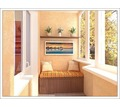 Утепление, расширение, остекление, отделка балконов и лоджий - Балконы и лоджии в Симферополе