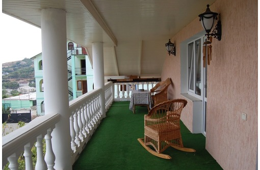 Продам хороший дом 300 м2  у моря. Алушта, фото — «Реклама Алупки»