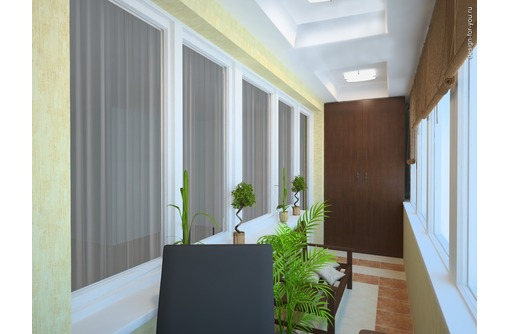 """Остекление, расширение, утепление, отделка балконов и лоджий """"под ключ"""", фото — «Реклама Севастополя»"""