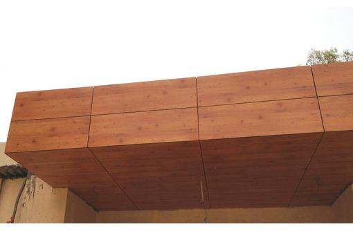 Пластик фасадный конструкционный для отделки коттеджей и загородных домокв. KronoArt панель компакт., фото — «Реклама Севастополя»