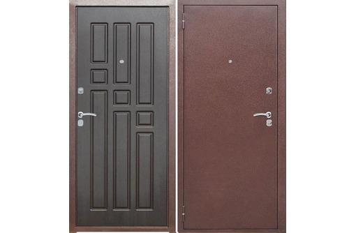 Изготовление металлических входных дверей, фото — «Реклама Севастополя»