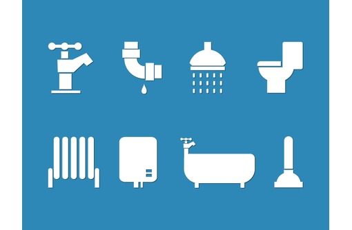 Установка сантехники, канализация, водоснабжение, фото — «Реклама Севастополя»