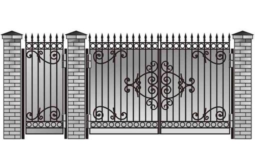 Изготовление и установка ворот качественно и в срок, фото — «Реклама Севастополя»