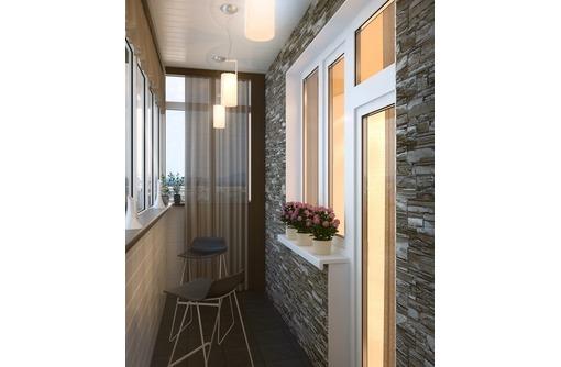 Выполняем все виды работ по остеклению балконов и лоджий., фото — «Реклама Севастополя»