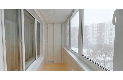 """Остекление, расширение, утепление, отделка балконов и лоджий """"под ключ"""", фото — «Реклама Керчи»"""