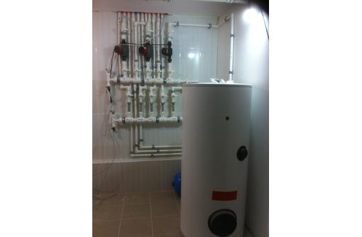 Монтаж отопления, водопровода, канализации, насосного оборудования., фото — «Реклама Судака»
