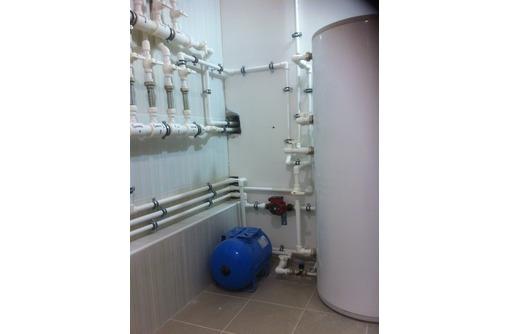 Готовь сани летом. Монтаж систем отопления, водоснабжения, канализации., фото — «Реклама Белогорска»