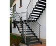 Изготовление лестниц, обшивка бетонных и металлических каркасов, фото — «Реклама Керчи»