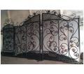 Изготовление ворот, навесов, металлических дверей, решеток - Заборы, ворота в Керчи