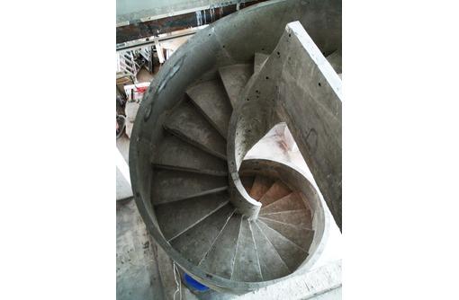 Лестницы из бетона. Проектирование и изготовление, фото — «Реклама Симферополя»