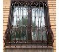 Изготовление и установка решеток на окна и двери, навесов, козырьков, ограждений - Металл, металлоизделия в Керчи