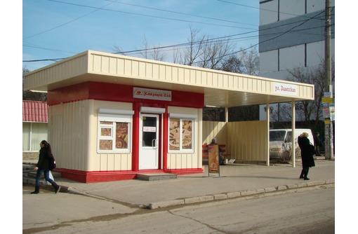 Павильон, ларек, киоск, торговое помещение, фото — «Реклама Севастополя»