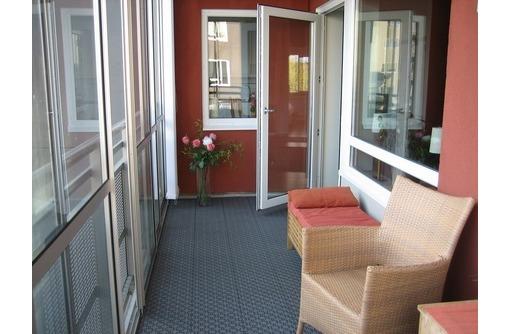 Ремонт лоджии под ключ: обшивка и утепление изнутри и снаружи, фото — «Реклама Феодосии»