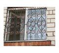Изготовление и установка изделий из металла - решетки на окна и двери - Металл, металлоизделия в Евпатории