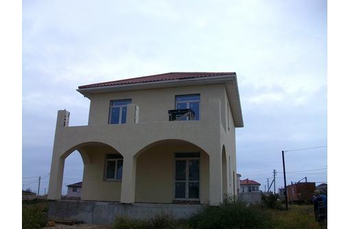 Продается дом (недострой) в правой Гераклее на аллее Астапова, фото — «Реклама Севастополя»