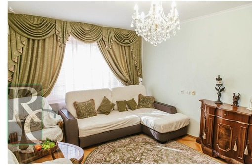 Продаётся  крупногабаритная 4-комнатная квартира рядом  с морем и Динопарком!, фото — «Реклама Севастополя»