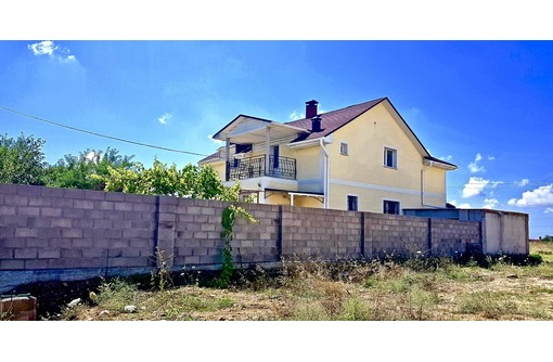 Новый качественный дом, район 7-км, СТ Родник, фото — «Реклама Севастополя»
