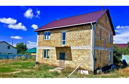 Новый качественный 3-х эт.дом, на Дергачах, газ и вода!, фото — «Реклама Севастополя»