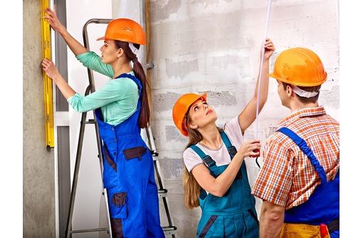 На большой строительный объект требуются строители., фото — «Реклама Севастополя»
