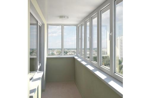 Балкон алюминиевый в Севастополе, фото — «Реклама Севастополя»