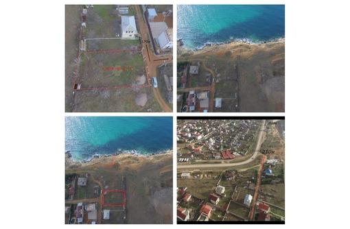 Продается видовой участок возле моря на Фиоленте в СТ Фортуна, фото — «Реклама Севастополя»