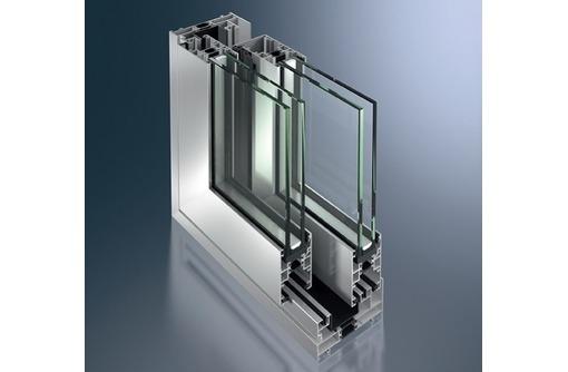 Окна алюминиевые Alneo теплые, фото — «Реклама Севастополя»