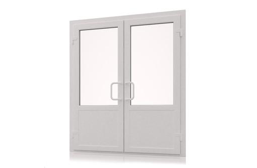 Двери металлопластиковые Krauss 70мм, фото — «Реклама Севастополя»