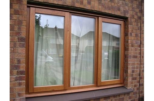 Окна металлопластиковые KBE 70, фото — «Реклама Севастополя»