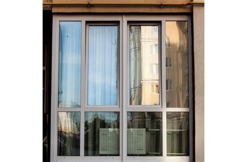 Окна металлопластиковые Krauss 70мм1,6х1,6м, фото — «Реклама Севастополя»