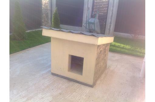 Продам домик для собаки из сиппанели, фото — «Реклама Севастополя»